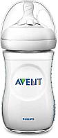 Бутылочка для кормления Philips AVENT Natural / SCF033/17 (260мл) -