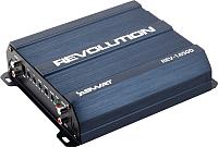 Автомобильный усилитель Swat REV-1.650D -
