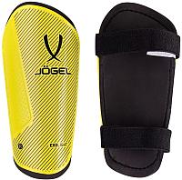 Щитки футбольные Jogel JA-201 (M, черный/желтый) -