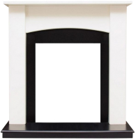 Портал для камина Royal Flame Baltimore Классика (слоновая кость/черный) -