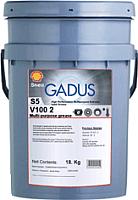 Смазка Shell Gadus S5 V100 2 (18кг) -