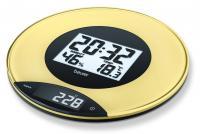 Кухонные весы Beurer KS 49 (желтый) -