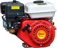 Двигатель бензиновый Skiper 170F для культиваторов (шлиц) -