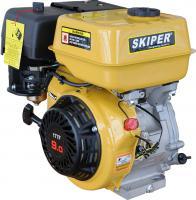 Двигатель бензиновый Skiper 177F (шпонка) -