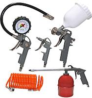 Набор пневмоинструмента Skiper W-2000A2-GP -
