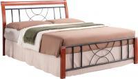 Двуспальная кровать Signal Cortina (160x200) -