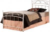 Односпальная кровать Signal Siena (90x200, белый) -