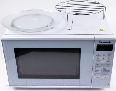 Микроволновая печь Panasonic NN-GT261WZPE - вид сверху