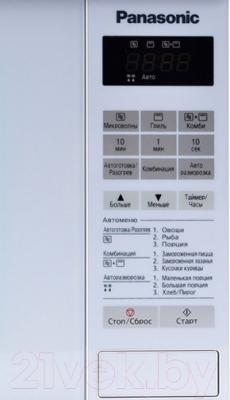 Микроволновая печь Panasonic NN-GT261WZPE - панель