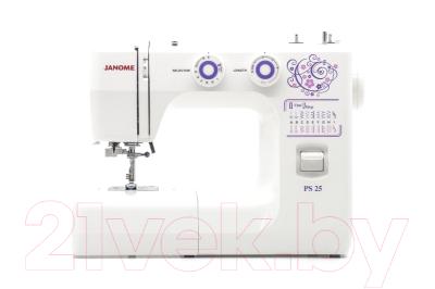 <b>Janome PS 25 Швейная машина</b> купить в Минске