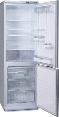 Холодильник с морозильником ATLANT ХМ 6021-080 - вид с открытой дверью