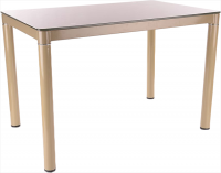 Обеденный стол Signal Galant 110x70 (кремовый) -