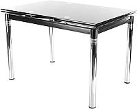 Обеденный стол Signal GD018 (черный) -