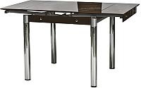 Обеденный стол Signal GD082 (коричневый) -