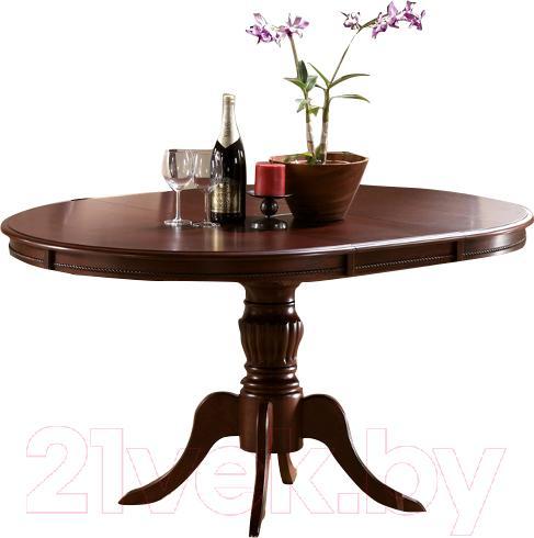 Купить Обеденный стол Signal, Olivia (темный орех), Китай
