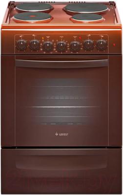 Плита электрическая Gefest 6140-02 К (6140-02 0001)