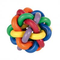 Игрушка для животных Trixie Knot Ball 32621 (разные цвета) -