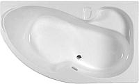 Ванна акриловая Artel Plast Флория 170x105 R -