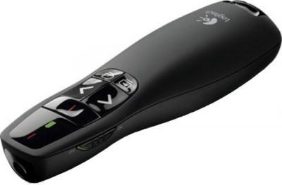 Презентер Logitech Wireless Presenter R400 / 910-001356 - общий вид