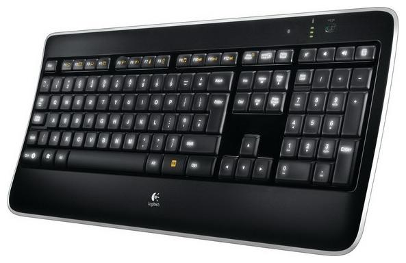 Купить Клавиатура Logitech, K800 / 920-002395, Китай