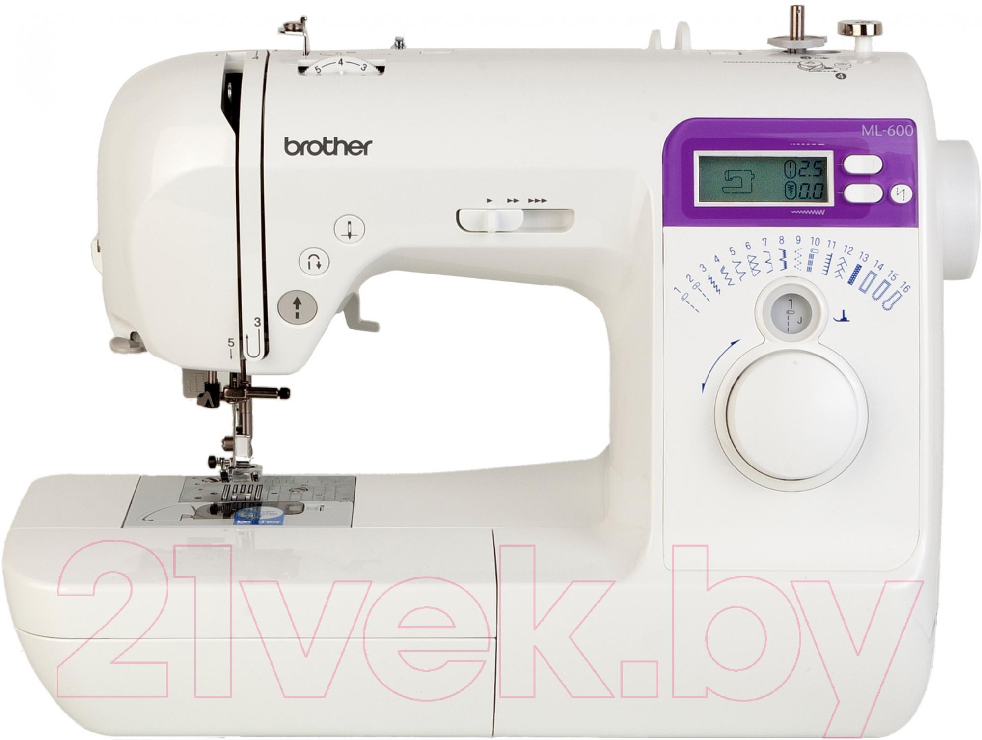 Купить Швейная машина Brother, ML-600, Китай