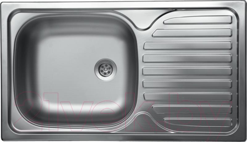 Купить Мойка кухонная Kromevye, ЕС 240, Россия, нержавеющая сталь