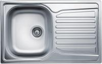 Мойка кухонная Kromevye ЕХ 163 D -
