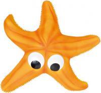 Игрушка для животных Trixie Морская звезда 3516 (со звуком) -