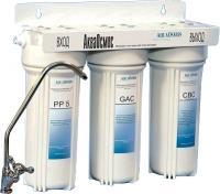 Фильтр питьевой воды АкваОсмос АО 3 PP 5 + GAC + CBC -