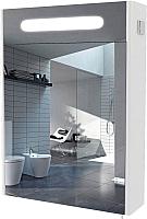 Шкаф с зеркалом для ванной Аква Родос Париж 65 / SC0000148 (с подсветкой) -