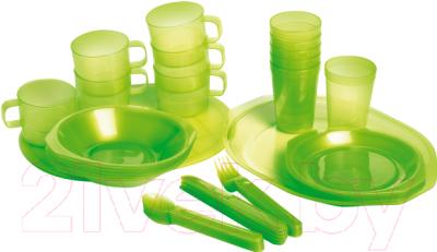 Набор пластиковой посуды Forester С813 -