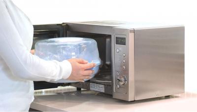 Стерилизатор для бутылочек Philips AVENT SCF281/02 - вмещается в микроволновку