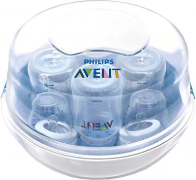 Стерилизатор для бутылочек Philips AVENT SCF281/02 - общий вид