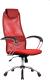 Кресло офисное Metta BK-8CH (красный) -