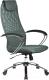 Кресло офисное Metta BK-8CH (серый) -