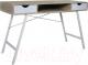 Письменный стол Signal B-140 (белый) -