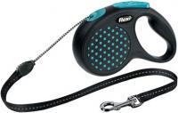 Поводок-рулетка Flexi Design 12172 (S, синий) -