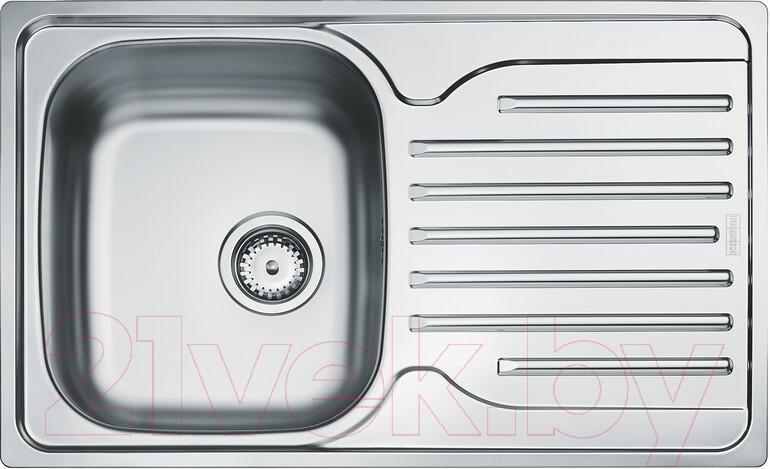 Купить Мойка кухонная Franke, PXL 611-78 (101.0192.879), Россия, нержавеющая сталь