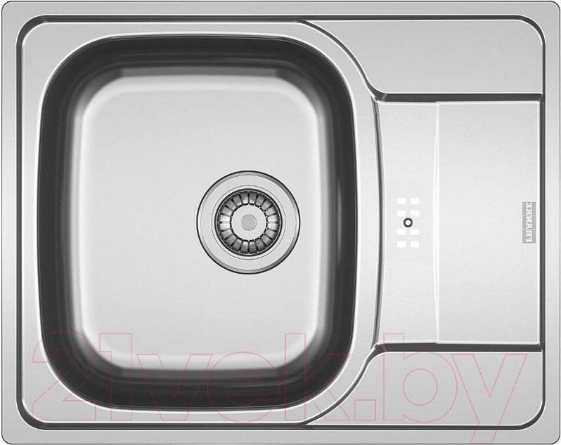 Купить Мойка кухонная Franke, PXL 614-60 (101.0192.909), Россия, нержавеющая сталь