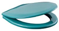 Сиденье для унитаза ОРИО К-10 (зеленый) -