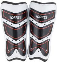 Щитки футбольные Torres FS1505L-RD (L) -