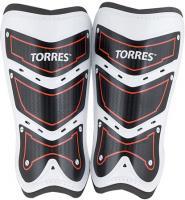 Щитки футбольные Torres FS1505M-RD (M) -