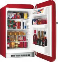 Холодильник без морозильника Smeg FAB10HRR -