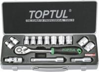 Универсальный набор инструментов Toptul GCAD1502 (15 предметов) -