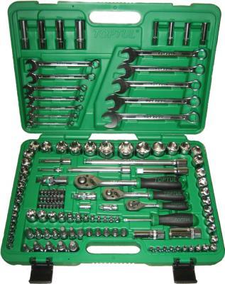 Универсальный набор инструментов Toptul GCAI130B (130 предметов) - общий вид