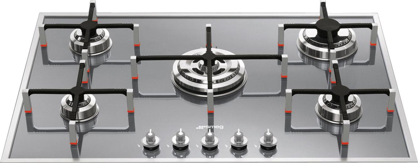 Купить Газовая варочная панель Smeg, PVS750, Италия