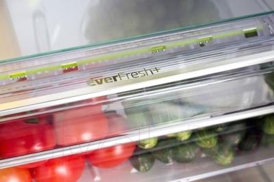 Холодильник с морозильником Beko RCNK400E20ZW