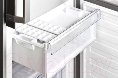 Холодильник с морозильником Beko RCNK365E20ZX