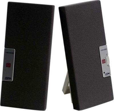 Мультимедиа акустика Microlab B 55 (черный) - общий вид