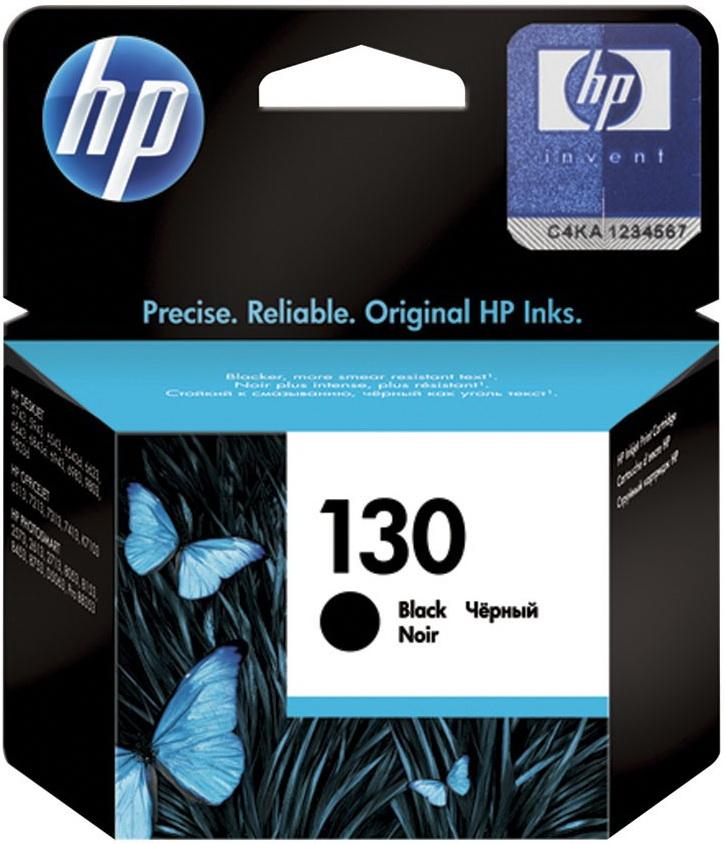 Купить Картридж HP, 130 (C8767HE), Китай, черный